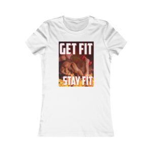 Women's Favorite Tee – Bicep(Dumbell)