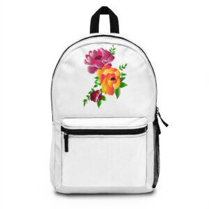 Backpack (Made in USA) – Flowers