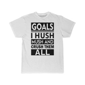 Men's Short Sleeve Tee – Goals