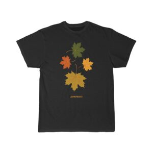 Men's Short Sleeve Tee – Leaves