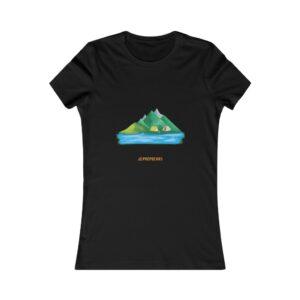 Women's Favorite Tee – Camping