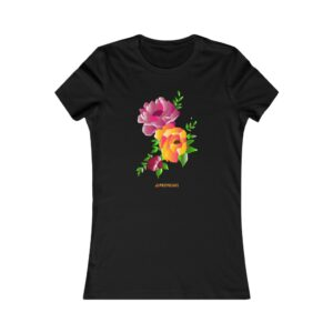 Women's Favorite Tee – Flower