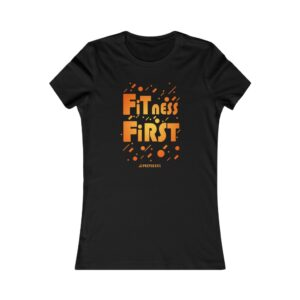 Women's Favorite Tee – Fitness First
