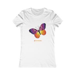Women's Favorite Tee – Butterfly