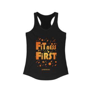 Women's Ideal Racerback Tank – Fitness First