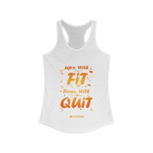 Women's Ideal Racerback Tank – Up with Fit