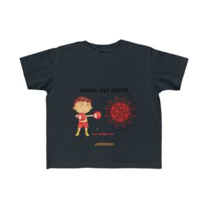 Little Kid's Fine Jersey Tee – Boxing Kids