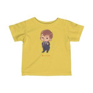 Infant Fine Jersey Tee – Boss Baby