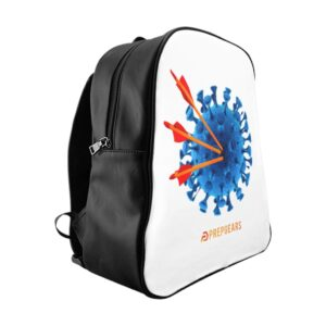 School Backpack – Attack Covid