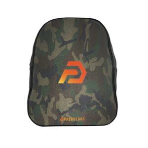 School Backpack – Prepgears Camo