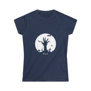 Women's Softstyle Tee – Halloween