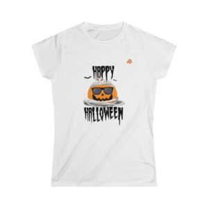Women's Softstyle Tee – Cool Pumkin