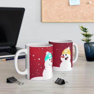 Mug – Snow man
