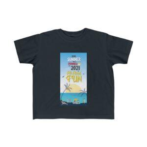 Little Kid's Fine Jersey Tee – All About Fun