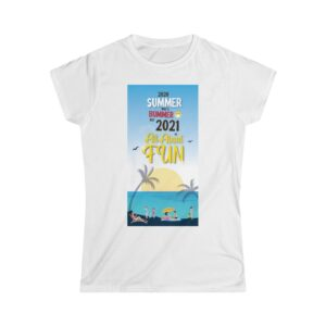 Women's Softstyle Tee – All About Fun