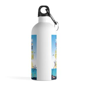 Stainless Steel Water Bottle – All About Fun