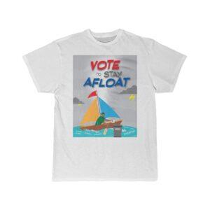 Men's Short Sleeve Tee – Vote to Stay Afloat