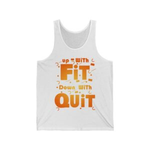 Men's Ultra Cotton Tank Top – Up with Fit